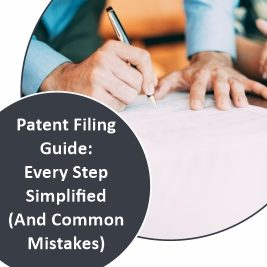 Patent Filing Guide Every Step Simplified (And Common Mistakes)