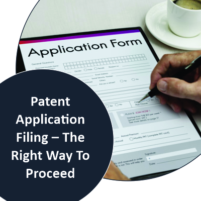 Patent Application Filing