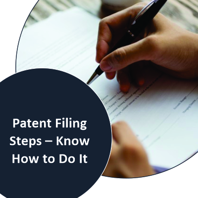Patent Filing Steps