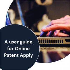 A User Guide for Online Patent Apply